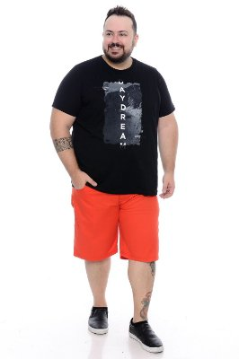Bermuda Plus Size Ryan