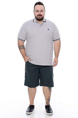 Bermuda Masculina Plus Size Jamil