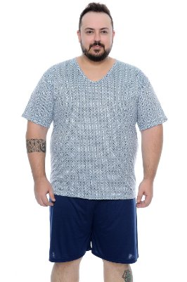 Pijamas Sortidos Plus Size Almir