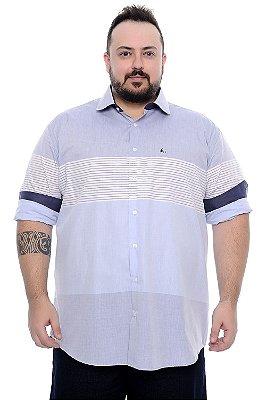 Camisa Plus Size Klaus