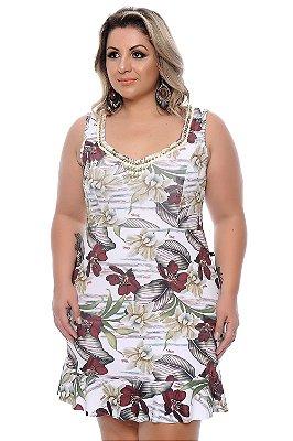 Vestido Plus Size Mori