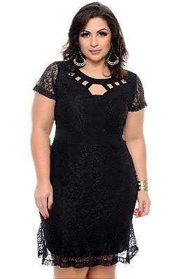 Vestido Plus Size Valyene