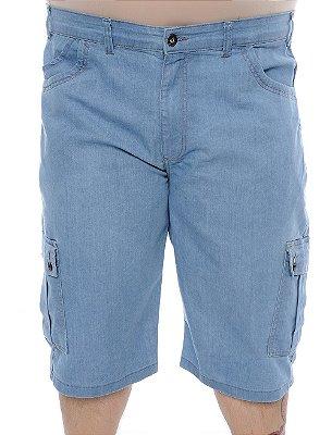 Bermuda Jeans Plus Size Omer