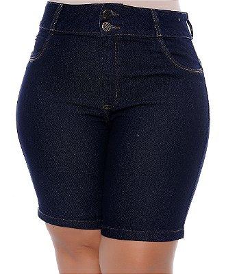 Bermuda Jeans Plus Size Owena