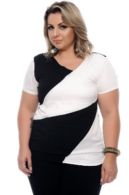 Blusa Plus Size Jerez