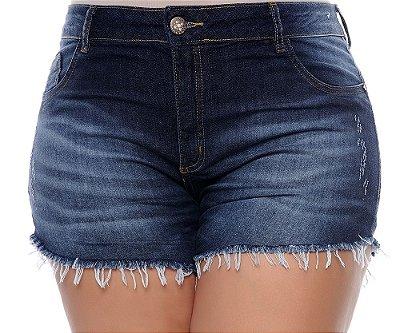 Shorts Jeans Plus Size Kaile