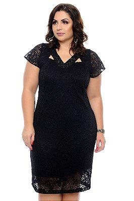 Vestido Plus Size Roxane