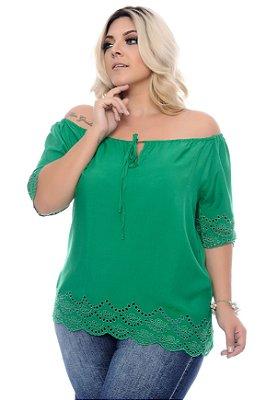 Blusa Plus Size Dalie
