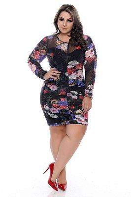 Vestido Plus Size Elvia