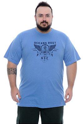 Camiseta Masculino Plus Size Haroldo