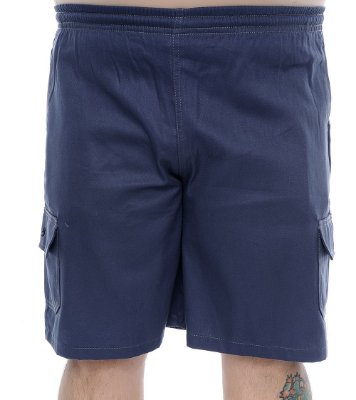 Bermuda Masculina Plus Size Mark