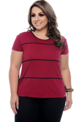 Blusa Plus Size Lerya