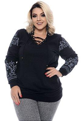 Blusão Plus Size Taunay