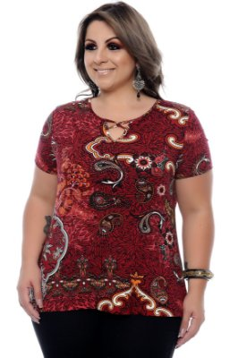 Blusa Plus Size Kelly