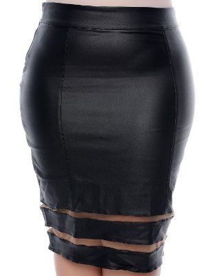 Saia Plus Size Mieke