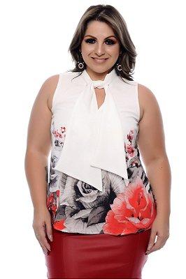 Camisa Plus Size Marike