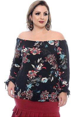 Blusa Plus Size Florentina