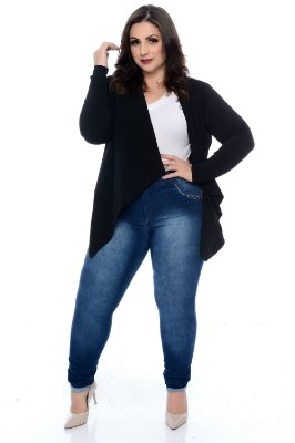Cardigan Plus Size Kendal