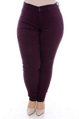 Calça Skinny Plus Size Makarena