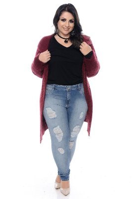 Casaco Plus Size Betty