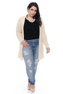 Casaco Plus Size Gia