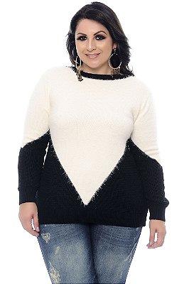 Blusa Plus Size Alma