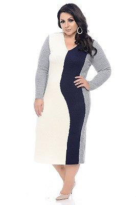 Vestido Plus Size Dafne