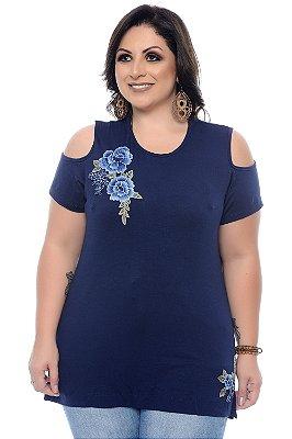Blusa Plus Size Moema