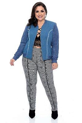 Jaqueta Plus Size Henona