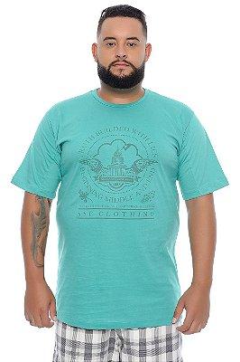 Camiseta Masculina Plus Size Rod