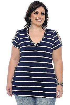 Blusa Plus Size Elmara
