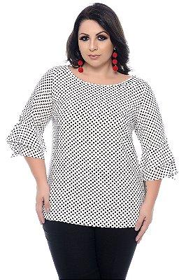 Blusa Plus Size Sucema