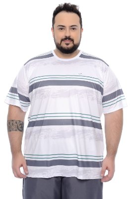 Camiseta Plus Size Trump