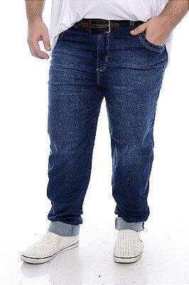 Calça Jeans Plus Size Byron