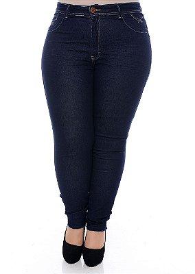 Calça Jeans Plus Size Walda