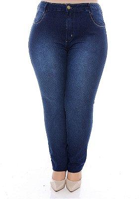 Calça Jeans Plus Size Mahar