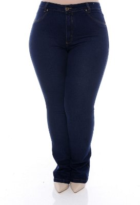 Calça Jeans Plus Size Naly
