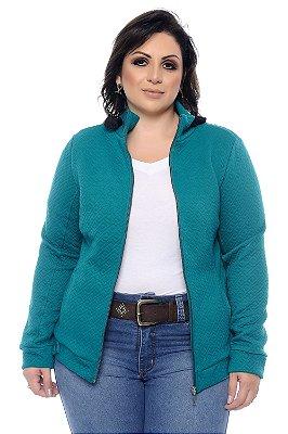 Jaqueta Plus Size Marlye