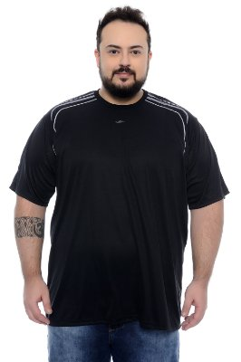 Camiseta Masculina Plus Size Caio
