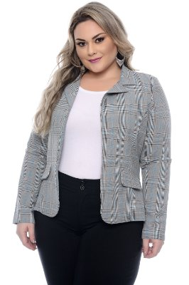 Blazer Plus Size Elgin