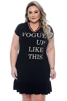 Vestido Plus Size Gennep