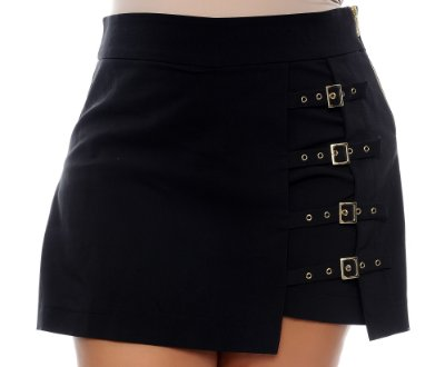 Shorts Saia Plus Size Veronica