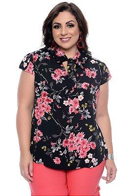 Blusa Plus Size Arcelia