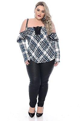 Blusa Plus Size Cedar