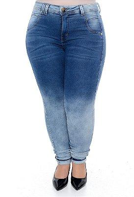 Calça Jeans Plus Size Salet