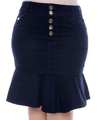 Saia Jeans Plus Size Annecy
