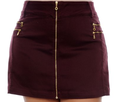 Shorts Saia Plus Size Rabat