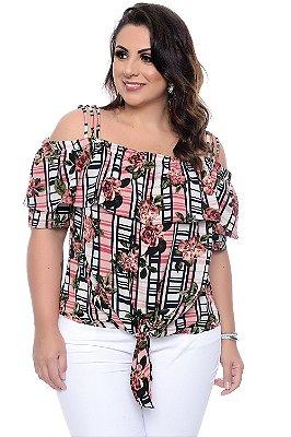 Blusa Plus Size Layne