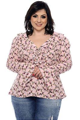 Blusa Plus Size Vyacha