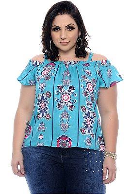 Blusa Plus Size Monise